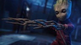 4K Groot Picture Download
