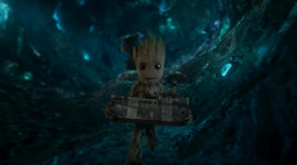 4K Groot Wallpaper 1080p