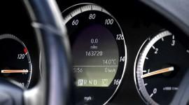 4K Speedometer Desktop Wallpaper