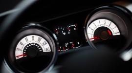 4K Speedometer Photo