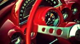 4K Speedometer Wallpaper