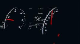 4K Speedometer Wallpaper For Desktop