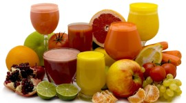 A Glass Of Juice Wallpaper High Definition