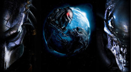Alien Vs. Predator Aircraft Picture