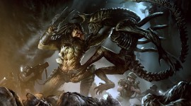 Alien Vs. Predator Wallpaper Gallery