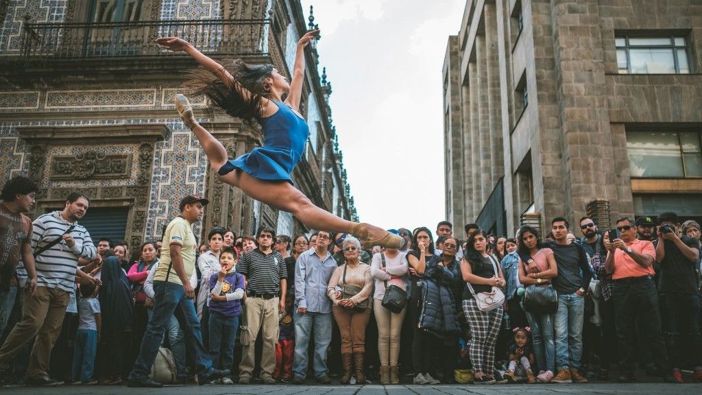 Ballet On The Street wallpapers HD
