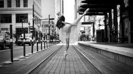 Ballet On The Street Wallpaper For PC