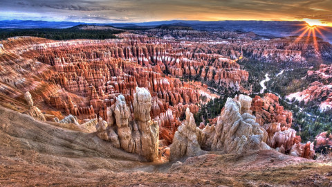 Bryce Canyon wallpapers high quality