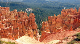 Bryce Canyon Wallpaper High Definition