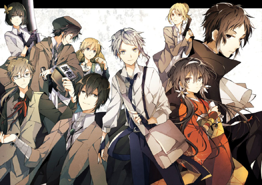 Bungou Stray Dogs 3 Wallpapers High Quality | Download Free