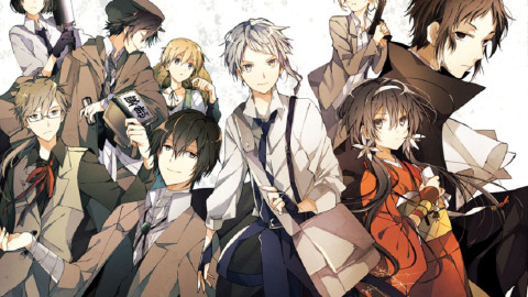 Bungou Stray Dogs 3 wallpapers high quality