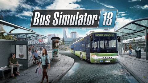Bus Simulator 18 wallpapers high quality