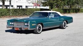 Cadillac Eldorado Wallpaper Background