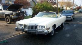 Cadillac Eldorado Wallpaper For PC