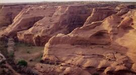 Canyon De Chey Desktop Wallpaper HD