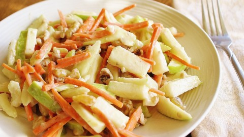 Carrot And Apple Salad wallpapers high quality
