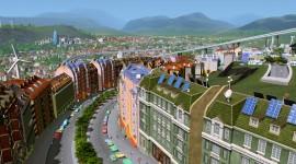 Cities Skylines Parklife Desktop Wallpaper