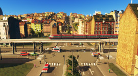 Cities Skylines Parklife Photo