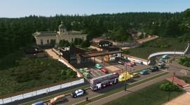 Cities Skylines Parklife Wallpaper 1080p