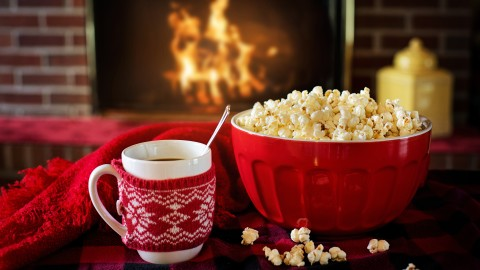 Coffee In Winter wallpapers high quality