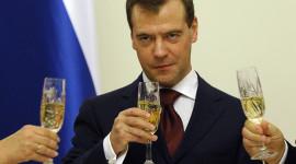 Dmitry Medvedev Wallpaper HD