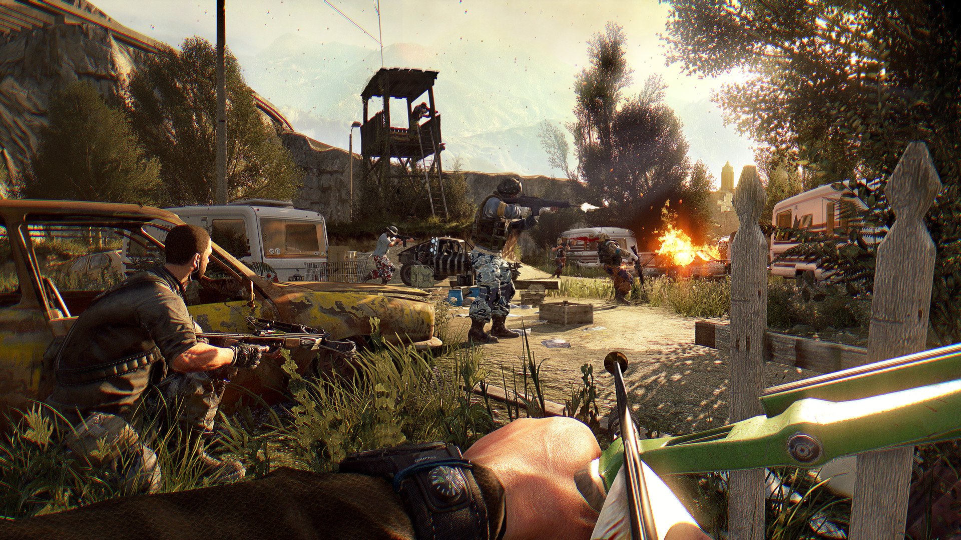Dying Light Bad Blood Wallpapers High Quality Download Free