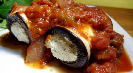 Eggplant Rolls Photo Download