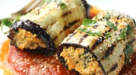 Eggplant Rolls Wallpaper For Android