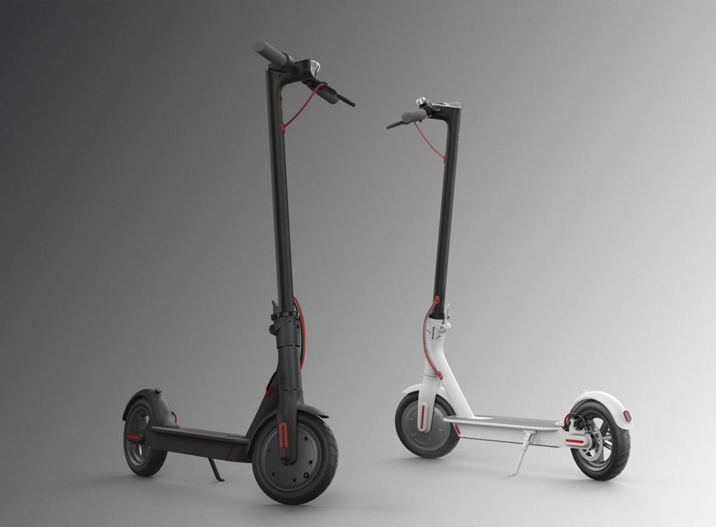Electric Scooter wallpapers HD