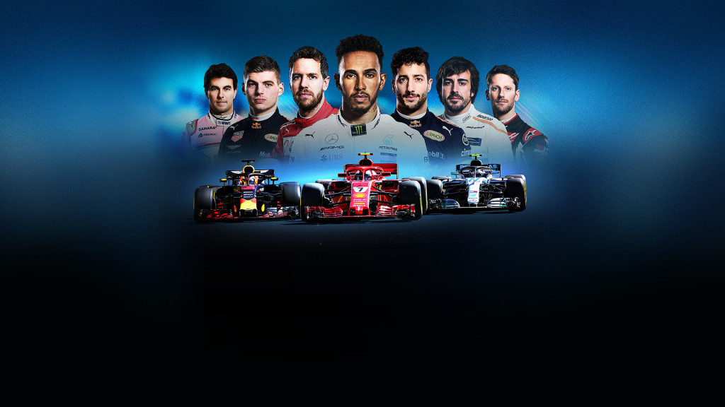 F1 2018 Game wallpapers HD