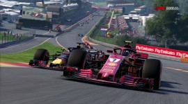F1 2018 Game Wallpaper For PC
