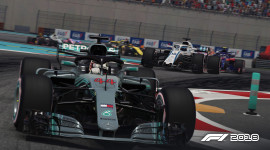 F1 2018 Game Wallpaper Gallery