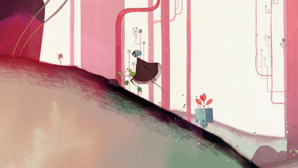 Gris Game wallpapers HD