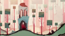 Gris Game Wallpaper For Desktop