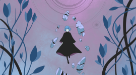 Gris Game Wallpaper For IPhone