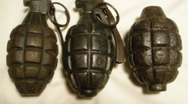 Hand Grenade Wallpaper 1080p