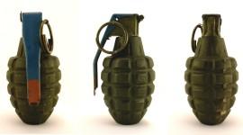 Hand Grenade Wallpaper Free