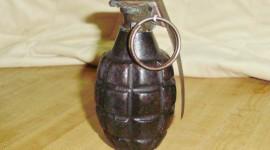 Hand Grenade Wallpaper Full HD