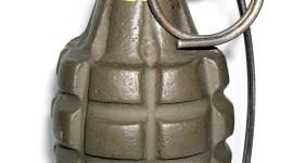 Hand Grenade Wallpaper High Definition