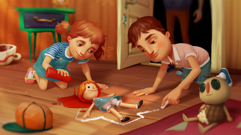 Hello Neighbor Hide And Seek wallpapers high quality