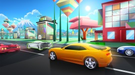 Horizon Chase Turbo Photo Free#1