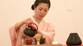 Japanese Tea Desktop Wallpaper