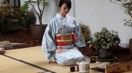 Japanese Tea Wallpaper HQ