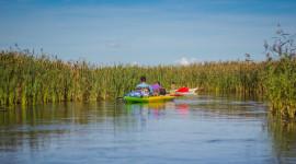 Kayaking On The Lakes Wallpaper Gallery