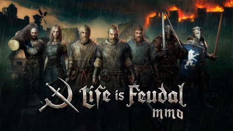 Life Is Feudal Mmo wallpapers high quality