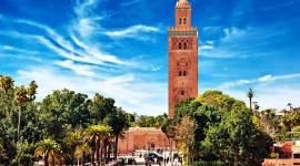 Marrakesh Desktop Wallpaper For PC