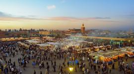Marrakesh Desktop Wallpaper Free
