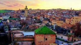 Marrakesh Desktop Wallpaper HD