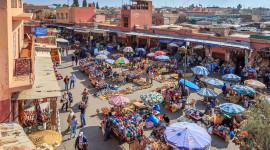 Marrakesh Wallpaper Background