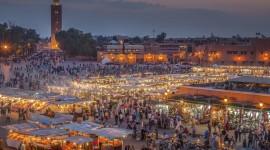 Marrakesh Wallpaper For PC